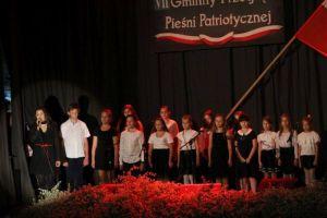 Nasi uczniowie laureatami Przeglądu Patriotycznego!