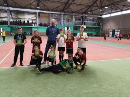 Reprezentacja chłopców w piłce nożnej znów na podium!