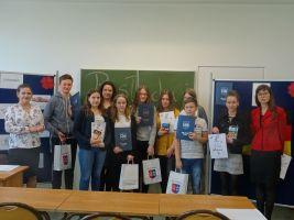 Gminny Konkurs z języka niemieckiego