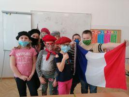 Français? C'est facile! - Francuski w klasie II b